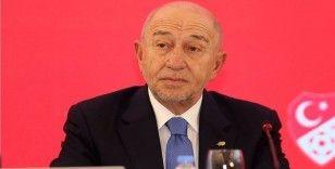 TFF Başkanı Özdemir: Süper Lig'de 2020-2021 sezonunu sağlıkçılara ithaf etmek istiyoruz