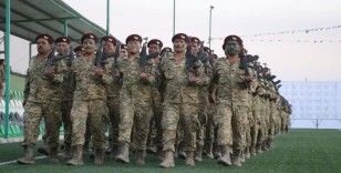 Suriye Milli Ordusu saflarını 1000 yeni askerle güçlendirdi