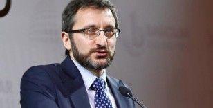 İletişim Başkanı Altun'dan, 'Macron' açıklaması