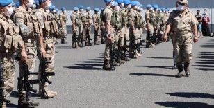 Bingöl'den komandolar Suriye'ye uğurlandı