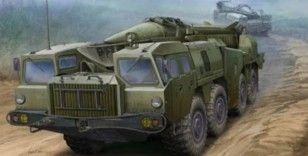 Hafter güçleri duyurdu: Sovyetler Birliği'nden kalan R-17 balistik füzelerini çalışır duruma getirdik