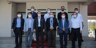 Ankara Büyükşehir ve Güney Kore'den risk yönetiminde işbirliği
