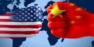 Çin'den ABD'nin diplomatik personeline misilleme