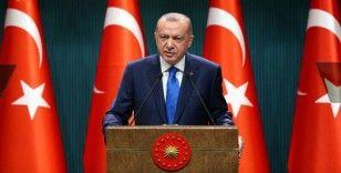 Cumhurbaşkanı Erdoğan'dan net mesaj: Biz size büyük geliriz, bizi yiyemezsiniz