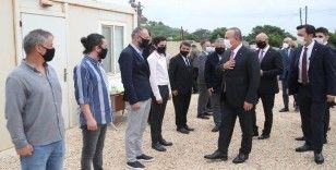 Bakan Çavuşoğlu, Senegal Dışişleri Bakanı Amadou Ba ile görüştü