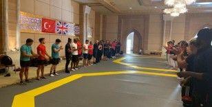 Türkiye - İngiltere ortak çalışma kampı sona erdi