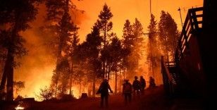 ABD'nin Oregon eyaletindeki orman yangınında çok sayıda kişinin ölmesinden endişe ediliyor