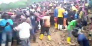 Kongo Demokratik Cumhuriyeti'nde altın madeninde göçük: En az 50 ölü
