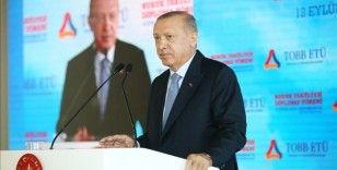 Cumhurbaşkanı Erdoğan: 28 Şubat müdahalesinin ülkemiz ekonomisine maliyeti 380 milyar doları bulmaktadır