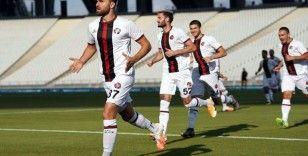 Karagümrük, 36 yıl sonra Süper Lig'deki ilk golünü attı