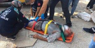 Ters şeritten giden alkollü sürücü dehşet saçtı