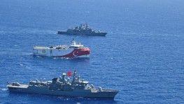 Doğu Akdeniz için yeni bir Navtex ilan edildi