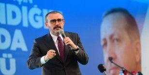 AK Parti Genel Başkan Yardımcısı Ünal: 'Yedi düvel Erdoğan ile mücadele ediyor'