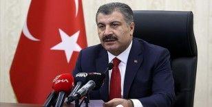 Bakan Koca İstanbul'da son bir ayda ağır hasta sayısının arttığını açıkladı