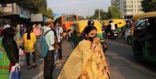 Kovid-19'dan son 24 saatte Hindistan'da 1201, Brezilya'da 874 kişi öldü