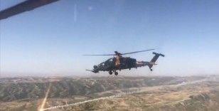 'Şehit Jandarma Yarbay Songül Yakut-8' operasyonunda bomba yapım düzenekleri ele geçirildi