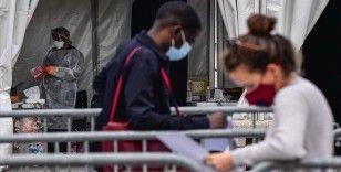 Fransa'da son 24 saatte 7 bin 183 Kovid-19 vakası tespit edildi
