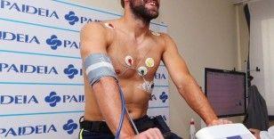 Vedat Muriqi, sağlık kontrolünden geçti