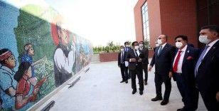 Bangladeş'in Ankara Büyükelçiliğinin yeni hizmet binası açıldı