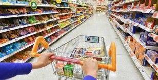 Perakende satış hacmi yıllık yüzde 11,9 arttı