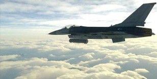 Milli hedefleme ve işaretleme sistemi ASELPOD'un kabul test uçuşları devam ediyor