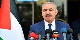 Filistin Başbakanı Iştiyye: 'Yarın Arap milletinin tarihinde kara bir gün olacak'