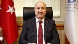 BDDK Başkanı Mehmet Ali Akben'den 20. yıl mesajı