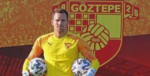 Göztepe Macar kaleci Megyeri ile sözleşme imzaladı
