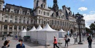 Fransa'da son 24 saatte 6 bin 158 Kovid-19 vakası tespit edildi