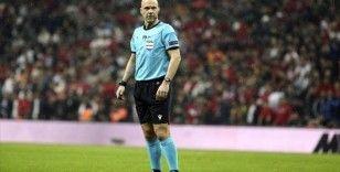UEFA Süper Kupa maçını İngiliz hakem Anthony Taylor yönetecek
