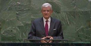 BM 75. Genel Kurul Başkanı Volkan Bozkır görevine başladı