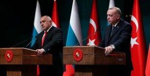Cumhurbaşkanı Erdoğan, Bulgaristan Başbakanı Borisov ile telefonda görüştü