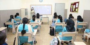 Pakistan'daki Maarif Okullarında yüz yüze eğitim 'yeni normal' ile tekrar başladı