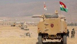 ABD'den Peşmerge'nin 2 tugayına askeri yardım