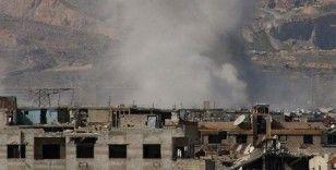 Esad rejiminden İdlib'e topçu saldırısı
