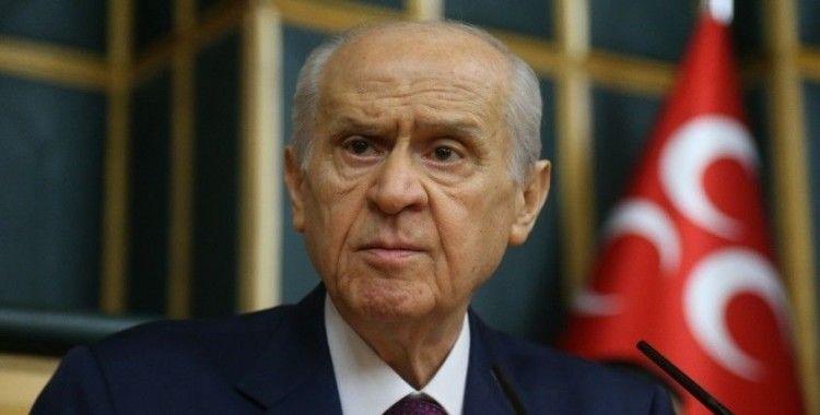 MHP Genel Başkanı Bahçeli'den Türk Tabipler Birliğine tepki