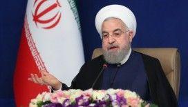 İran Cumhurbaşkanı Ruhani: Bazı Arap ülkeleri, bölgede İsrail'e üs vermek istiyor ancak sonuçlarından sorumlu olacaklar