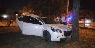 İzmir'de 250 bin liralık gaspın ardından kaza yaptılar