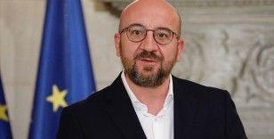 AB Konseyi Başkanı Michel'den Kıbrıs Rum kesimine ziyaret