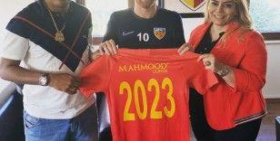 Kayserispor ile sözleşme yenileyen Pedro: