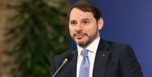 Bakan Albayrak'tan Türk Reasürans AŞ'ye kuruluş yıl dönümü kutlaması