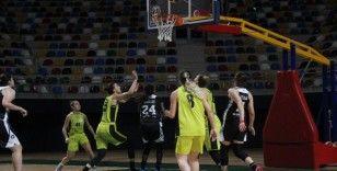 1. Leyla Atakan Cup: İzmit Belediyespor: 73 - Beşiktaş: 76