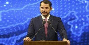 Hazine ve Maliye Bakanı Albayrak: Türk tarımı üreticimizin alın teriyle büyüyor
