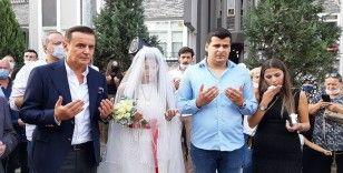 Ankara Cumhuriyet Başsavcısı Kocaman'ın mutlu günü