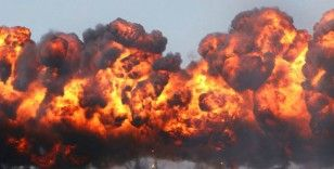 Irak'ta Amerikan Enstitüsü'nde patlama