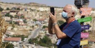 Yabancı film yönetmenleri Kapadokya'ya hayran kaldı