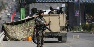Afganistan'da Taliban üssüne hava saldırısı