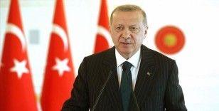 Cumhurbaşkanı Erdoğan'dan 'Gaziler Günü' mesajı