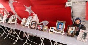 HDP önündeki ailelerin evlat nöbeti 381'inci günde