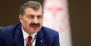 Sağlık Bakanı Koca: 'Gribin sebebi influenza virüsü, koronavirüsle aynı şekilde bulaşır'